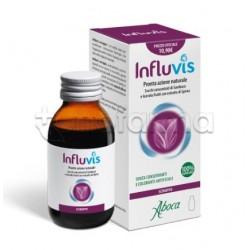 Aboca Influvis Sciroppo per Raffreddore e Sistema Immunitario 120gr