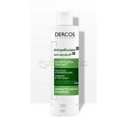 Vichy Dercos Tecnique Shampoo Antiforfora 200ml