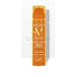 Vichy Solare Ideal Soleil Spray Viso Invisibile SPF50 75ml