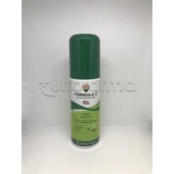 Formula Z Spray Kids No Gas contro Insetti e Zanzare 75ml