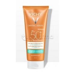 Vichy Solare Latte Formato Famiglia SPF50+ 300ml