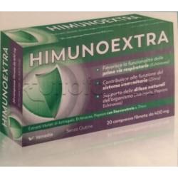 Himunoextra Integratore per Sistema Immunitario di Adulti e Bambini 20 Compresse