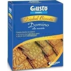 Giuliani Giusto Diabel Biscotti Domino Ipoglicemici 150g