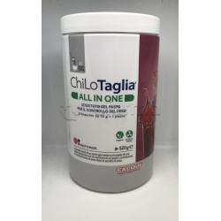 ChiLo Taglia All in One ai Frutti Rossi Sostituto Pasto 520gr per 20 Pasti