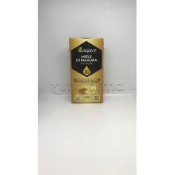 Agave Natura Miele di Manuka IAA 10+ Pastiglie con Succo di Limone per Mal di Gola8 Pastiglie Ripiene