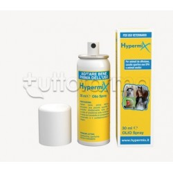 Hypermix Spray Vegetale per Uso Veterinario 30ml