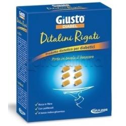 Giuliani Giusto Diabel Ditalini Rigati Pasta Ipoglicemica 500g