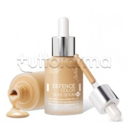 Bionike Defence Color Nude Serum R3 Fondotinta Fluido N. 602 Nocciola 30ml