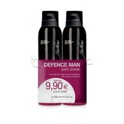 Bionike Defence Man Schiuma da Barba Pacco Doppio 200ml + 200ml