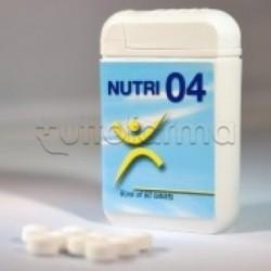 Nutri 04 Integratore 60 Compresse Masticabili
