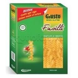 Giuliani Giusto Senza Glutine Per Celiaci Pasta G-Mix Fusilli 500 g x 2