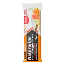 Named Sport NaturalBar Barretta Naturale con Fibre Apple Carrot Orange 32gr
