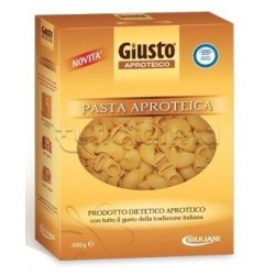 Giuliani Giusto Conchiglie Pasta Aproteica 500g