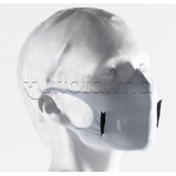U-Mask Mascherina Facciale Riutilizzabile in Lycra con Filtro 1 Pezzo