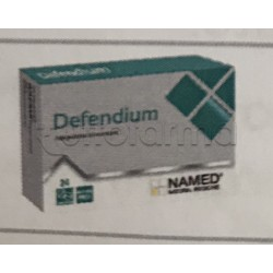 Named Defendium Integratore per Difese Immunitarie 60 Compresse
