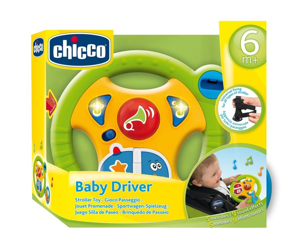 Chicco Gioco Baby Driver Età 6m+