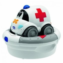 Chicco Gioco Charge Drive Ambulanza Età 12m+