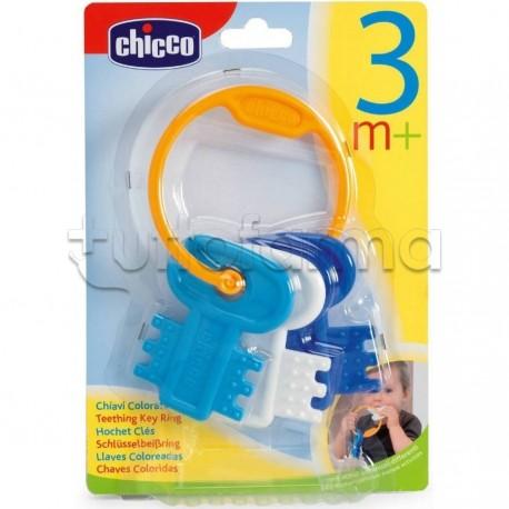 Chicco Gioco Chiavi Colorate Trillino 3m+