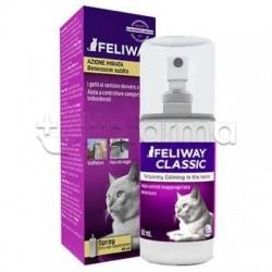 Feliway Classic Spray Veterinario Anti-Stress per Gatti 60ml