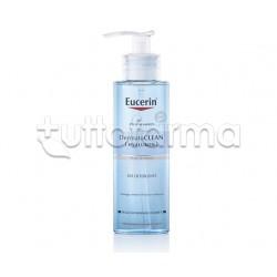 Eucerin Dermatoclean Hyaluron Gel Detergente Pelli Normali e Miste 200ml