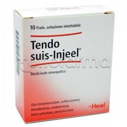 Tendo Suis Injeel Heel Guna 10 Fiale
