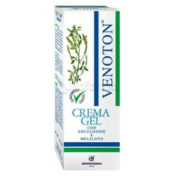 Dermofarma Venoton Crema Gel Gonfiore Gambe 200 ml