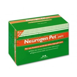 Neurogen Pet Mangime Veterinario per Funzione Cerebrale di Cani e Gatti 36 Perle