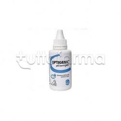 Optigenic Soluzione Detergente Perioculare Veterinario per Cani e Gatti 50ml