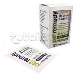 Pet Remedy Salviette Veterinarie Rilassanti per Animali Domestici 12 Bustine