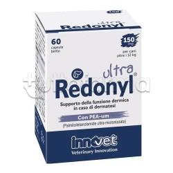 Redonyl Ultra 150mg Integratore Veterinario per Dermatosi dei Cani di Taglia Grande 60 Capsule