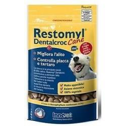 Restomyl Dentalcroc Cane Veterinario per Denti dei Cani 150g