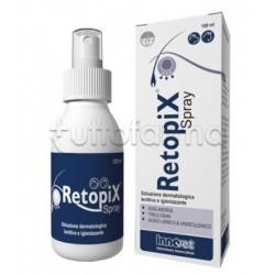 Retopix Spray Dermatologico Veterinario per Cani e Gatti 100ml
