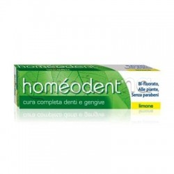 Boiron Homeodent Dentifricio Limone 75ml