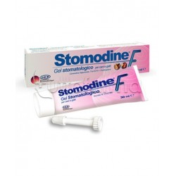 Stomodine F Gel Veterinario per Denti e Gengive di Cani e Gatti 30ml