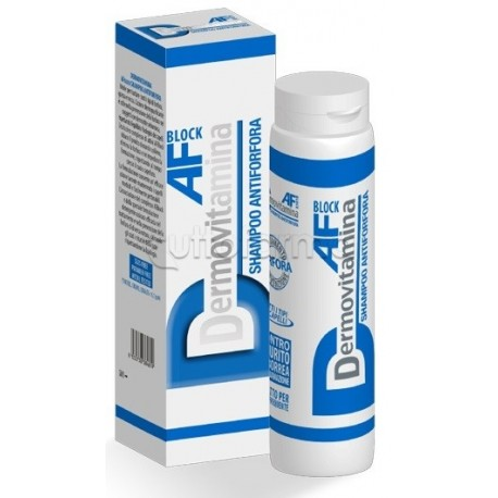 Dermovitamina Afblock Shampoo Antiforfora 200 ml