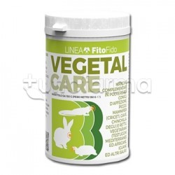 Vegetal Care Polvere Veterinaria per Animali Domestici 150g
