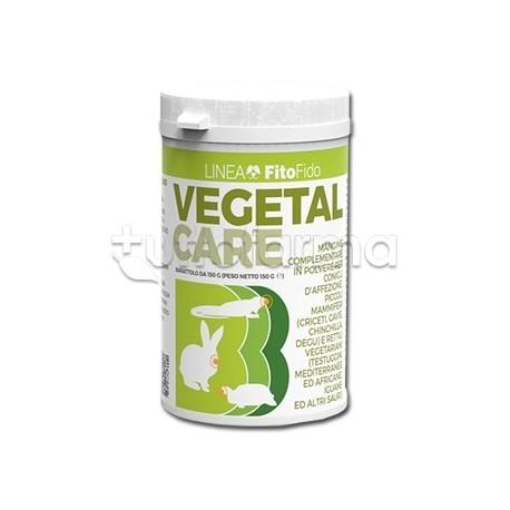 Vegetal Care Polvere Veterinaria per Animali Domestici 150g