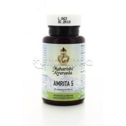 Maharishi Ayurveda Amrita 5 Integratore Tonico 60 Compresse