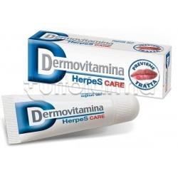 Dermovitamina Herpes Gel Labbra 8 ml