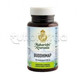 Maharishi Ayurveda Buddhimap Integratore per Memoria e Concetrazione 120 Compresse