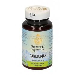 Maharishi Ayurveda Cardiomap Integratore per Funzione Cardiaca 60 Compresse