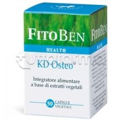 Fitoben KD Osteo Integratore per Benessere delle Articolazioni 50 Capsule