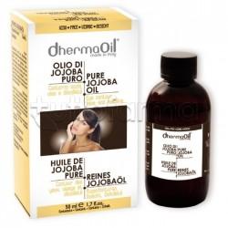 Dhermaoil Olio di Jojoba Puro 50 ml