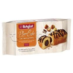 Biaglut Plumcake al Gianduia Senza Glutine  4 Monoporzioni da 45g