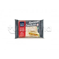 Nutrifree American Sandwich Pane Senza Glutine 4 Pezzi