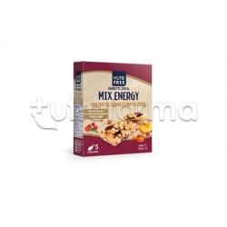 Nutrifree Barrette Cereal Mix Energy Senza Glutine 5 Pezzi