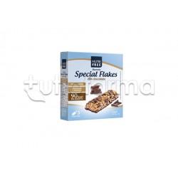 Nutrifree Barrette Special Flakes con Cioccolato Senza Glutine 5 Pezzi