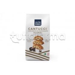 Nutrifree Cantucci al Cioccolato Senza Glutine 240g
