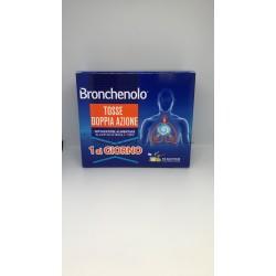 Bronchenolo Tosse Doppia Azione per la Tosse al Miele e Limone 10 Bustine
