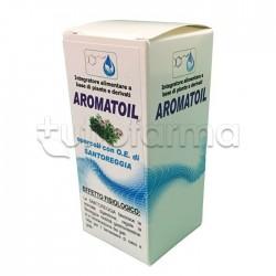 Aromatoil Santoreggia Integratore per Gonfiore Addominale 50 Opercoli